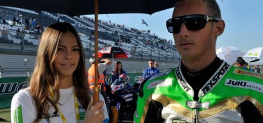Leandro Mercado debuta en el circuito de Imola