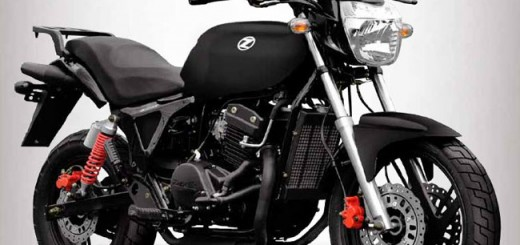 Zanella propone en abril la RX 350 NAKED al alcance de todos