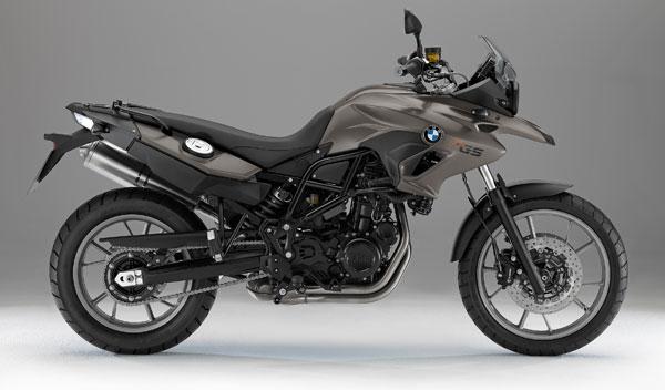 Llegan al mercado argentino las nuevas BMW F 700 GS y BMW F 800 GS