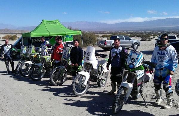RPM Kawasaki Team