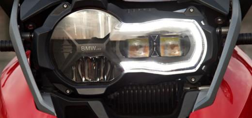 BMW Motorrad, líder en el desarrollo de tecnología lumínica