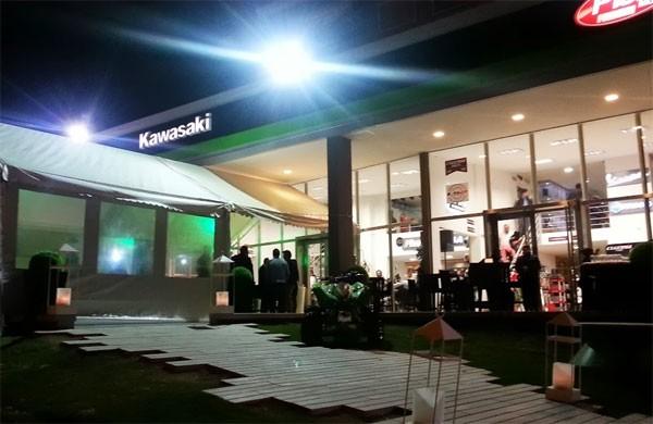 Kawasaki Plaza Motos