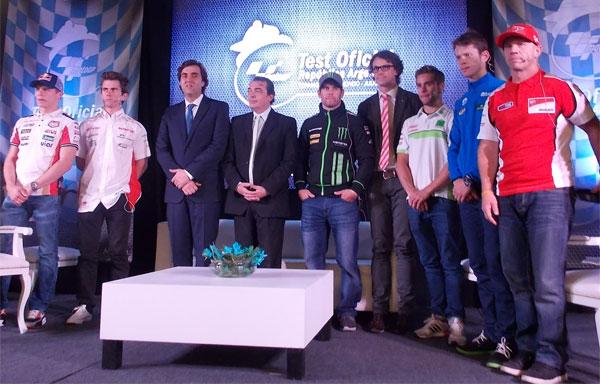 Cal Crutchlow, piloto del Equipo Yamaha Tech 3 en Argentina