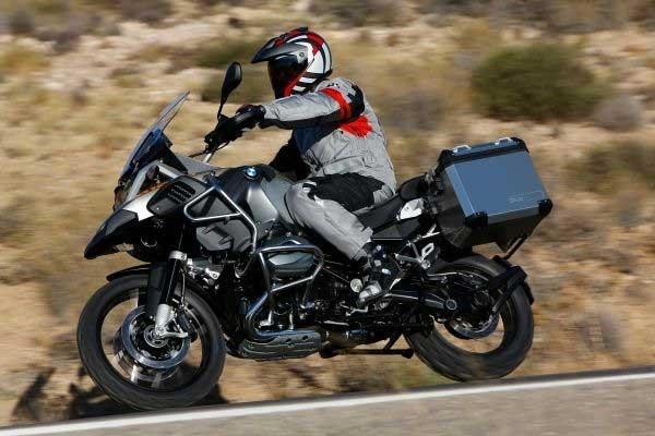 Nueva BMW R-1200 GS Adventure