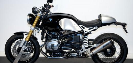 90 años de BMW Motorrad y presentación de la nueva BMW R nineT