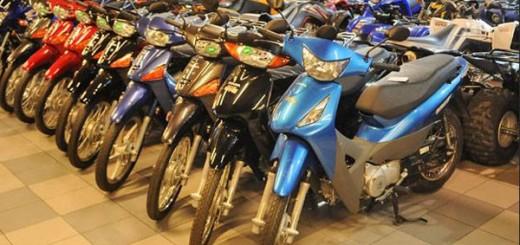 Se patentaron en Septiembre 57.884 motovehículos