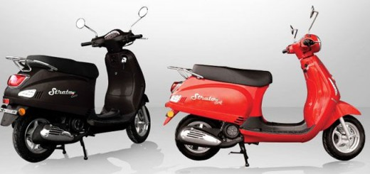 scooter motomel Strato 150 Euro