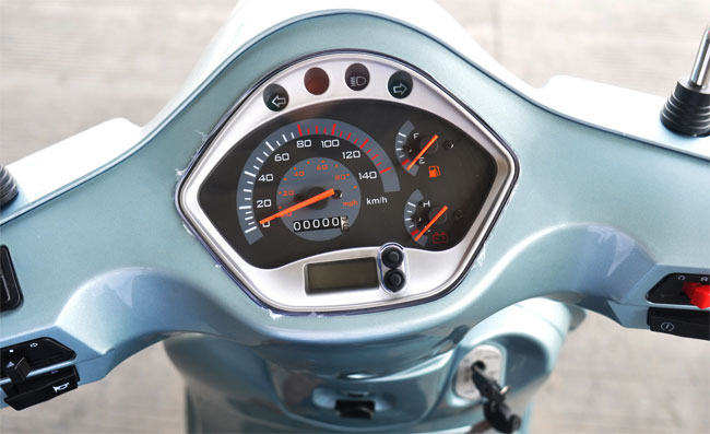motomelscooter Strato 150 Euro