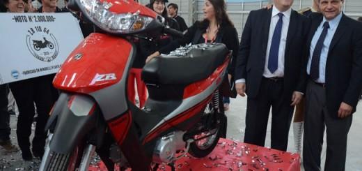 Zanella inauguró una nueva planta en Mar del Plata