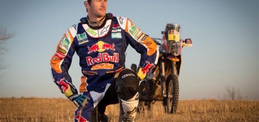 Narc Coma Dakar 2014