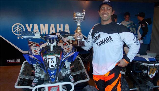 Yamaha hizo podio en el Enduro de Verano