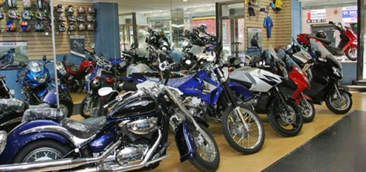 caida venta motos