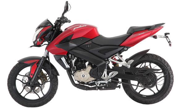 Corven Motos lanzó la nueva Bajaj Rouser 200 NS