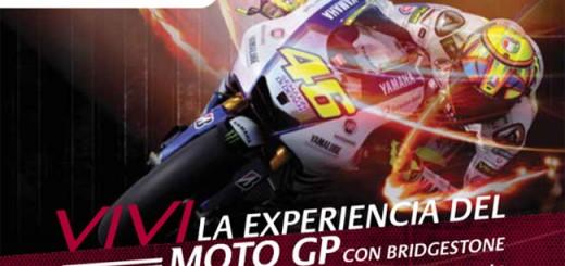 Bridgestone te invita a vivir la Experiencia del MOTO GP™