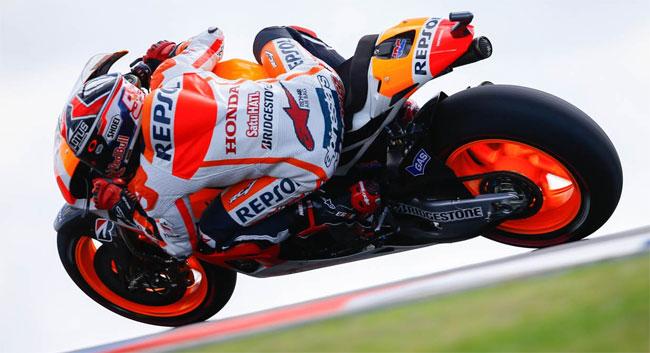 Marc Marquez realizó la pole en el MotoGP de Termas de Río Hondo