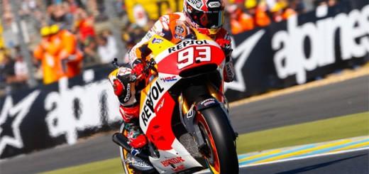 Marquez gana en Le Mans