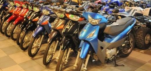 Patentamiento motovehículos en marzo: suba del 22%