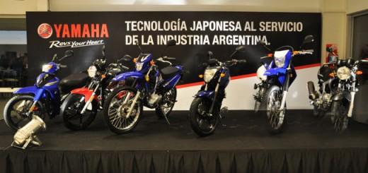 Yamaha inauguró su nueva Planta en General Rodriguez