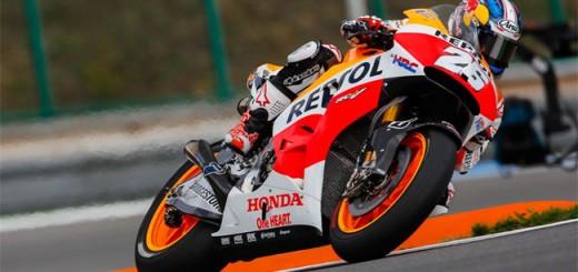 Dani Pedrosa alcanzó su primera victoria de la temporada en el MotoGP