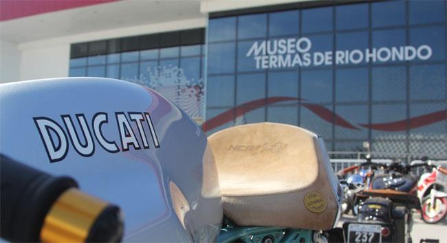 Ducati Demo Experience realizado en el Autódromo de Termas de Río Hondo