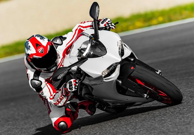 La Nueva Ducati 899 Panigale fue presentada en Argentina