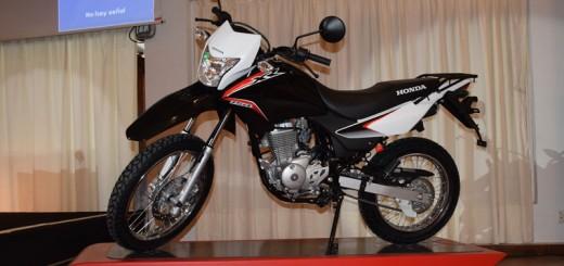 Lanzamiento Honda XR 150L a $ 34.300