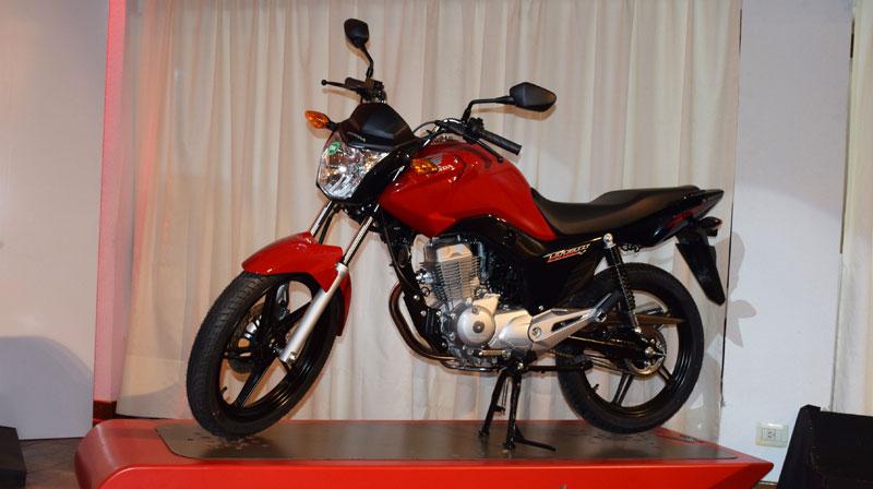 Lanzamiento Nueva Honda CG 150 TITAN