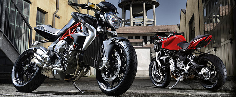 SBK presenta las Motos MV Agusta en Argentina