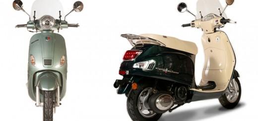 Lanzamiento scooter Expert 150 Milano de Corven