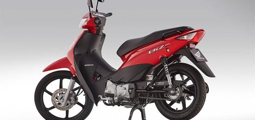 Lanzamiento nueva Honda Biz 125