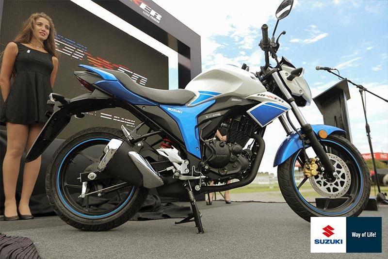 nueva Suzuki Gixxer