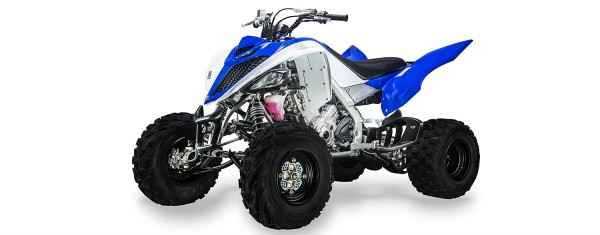 nueva yamaha raptor-700