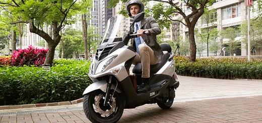 Scooter Motomel Sym Joyride 200i EVO