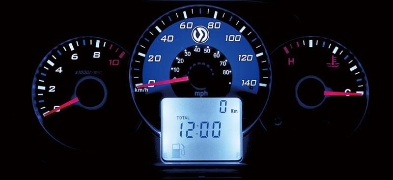 Scooter Motomel Sym Joyride 200i EVO panel