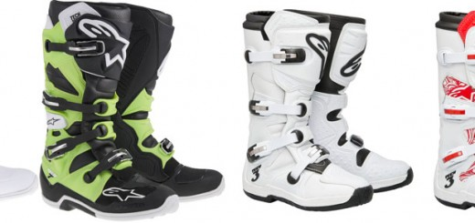Nuevas botas Alpinestars Tech