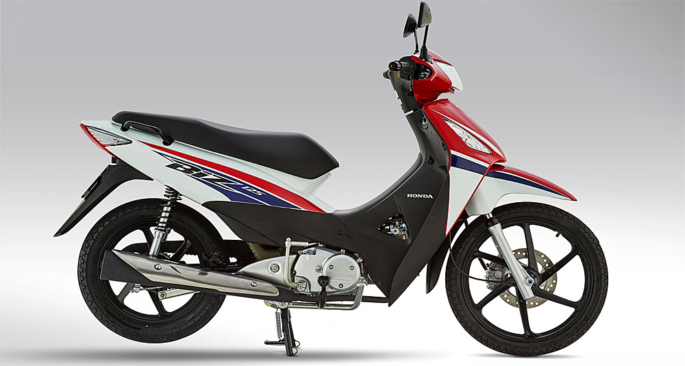 Presentación Honda BIZ 125 GP Edición Limitada
