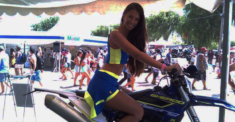 moto sherco racing