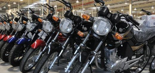 En enero el patentamiento de motos registro una baja del 6,5%