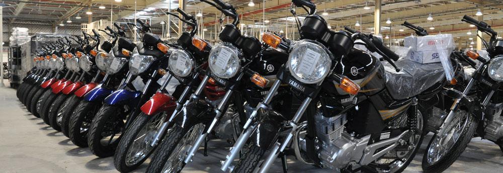Patentamiento de motos: baja del 1,8 por ciento en 2015