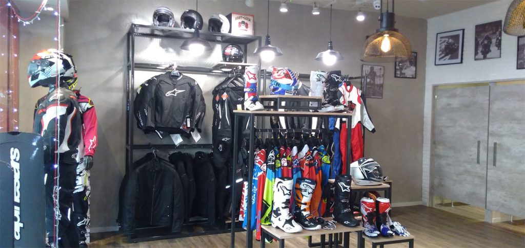 Alpinestars inauguró un nuevo local en el Unicenter Shopping