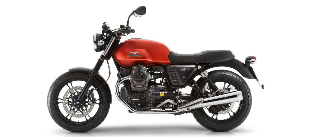 Lanzamiento Moto Guzzi V7 III Stone desde u$s20.000