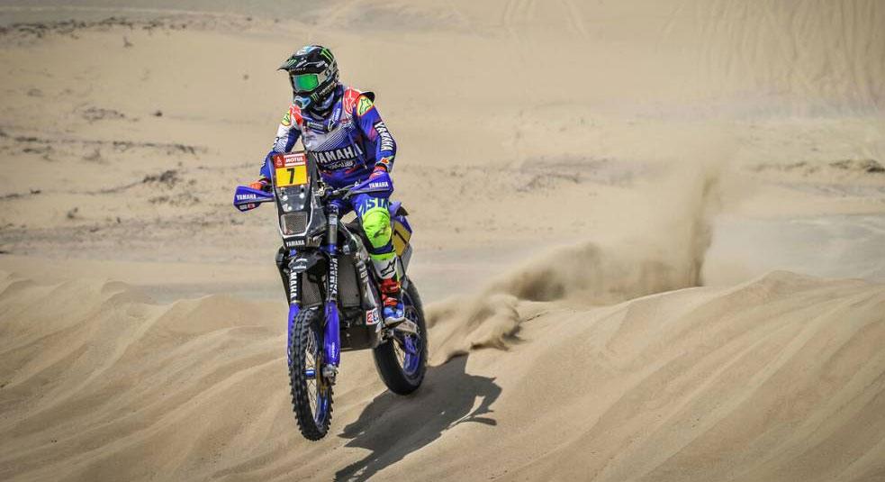 Dakar 2018: Sam Sunderland ganó la primera etapa en motos