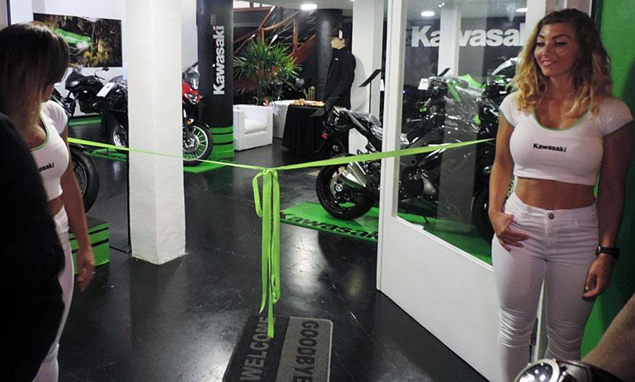 Nuevo Concesionario oficial Kawasaki en Mar del Plata