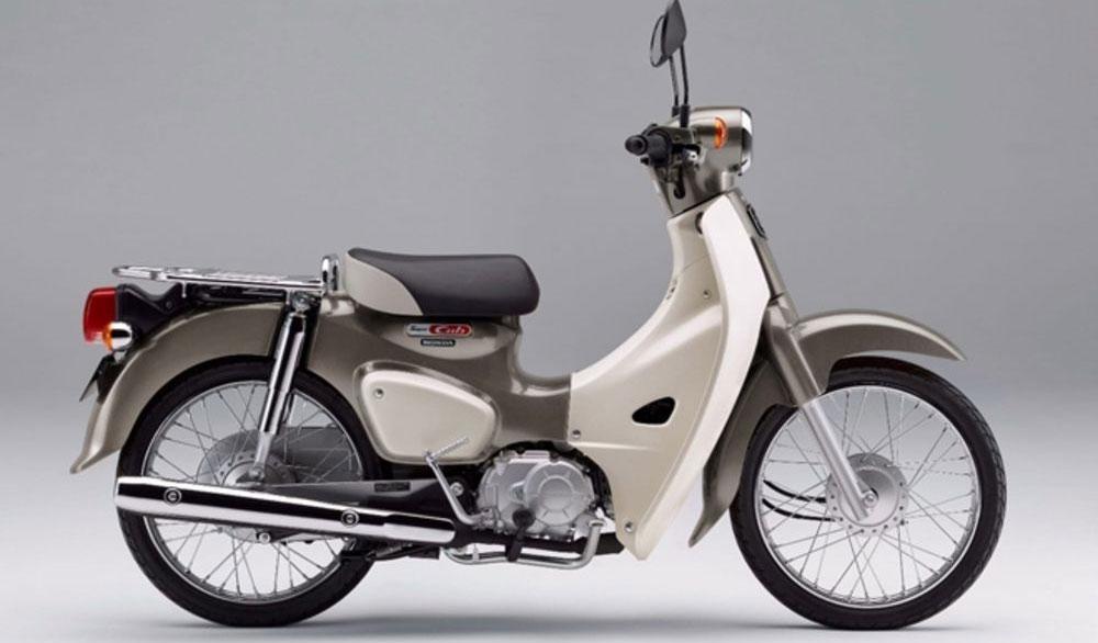 Honda Super Cub 2018: La moto más vendida de la historia se renueva