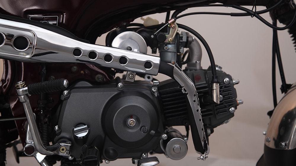 motor zanella 90