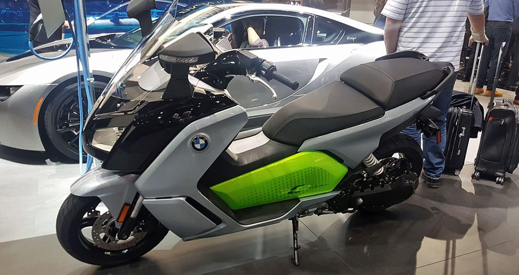 scooter bmw