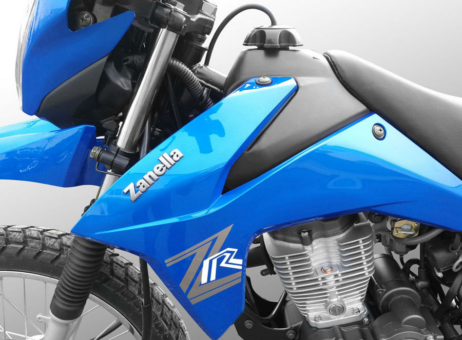 Zanella presentó la nueva ZR 150 LT a $23.990