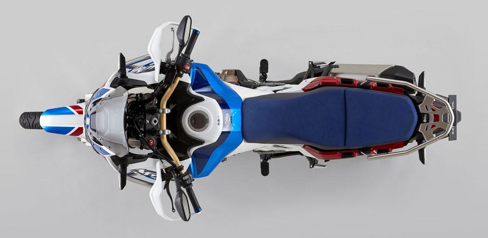 Honda presentó en Europa la África Twin Adventure Sports