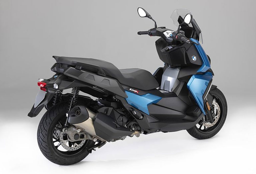 bmw scooter