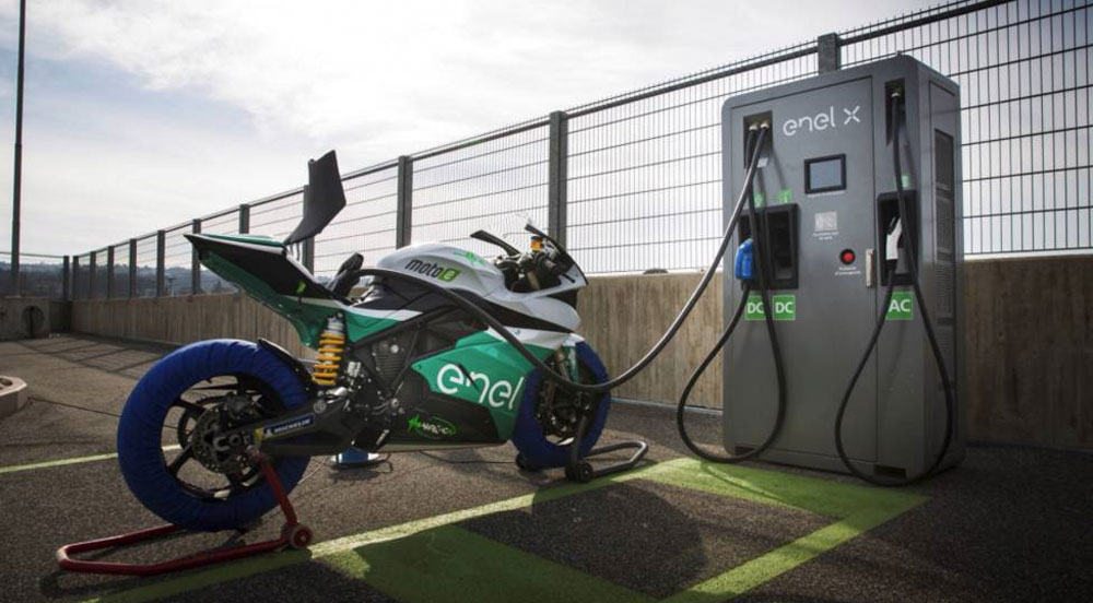 Las competencias de Moto Eléctricas (MotoE) comenzarán en el 2019